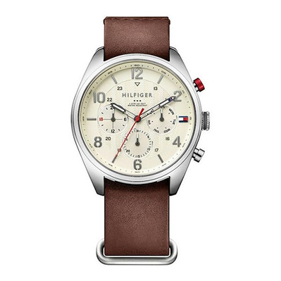 Tommy Hilfiger - CORBIN - Chronograph Watch - Men's - brown