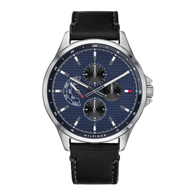 Tommy Hilfiger - SHAWN - Quartz Watch - Men's - black