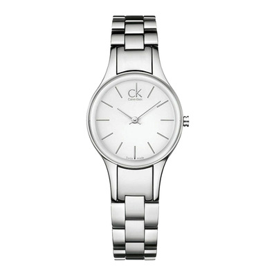 Calvin Klein - SIMPLICITY - Quartz Watch - Women's - silver