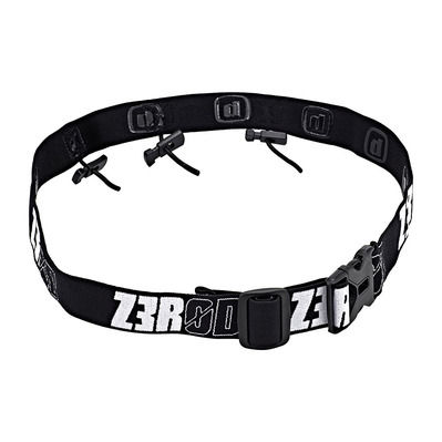 Z3ROD - RACE - Race Number Belt - black