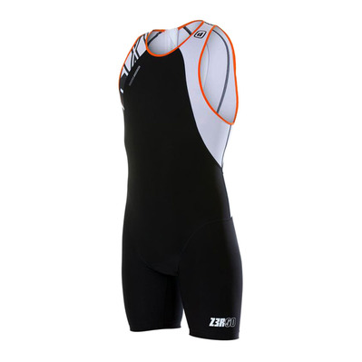 Z3ROD - USUIT - Trisuit - armada black/orange