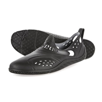 SPEEDO - ZANPA - Water Shoes - Women's - black/white