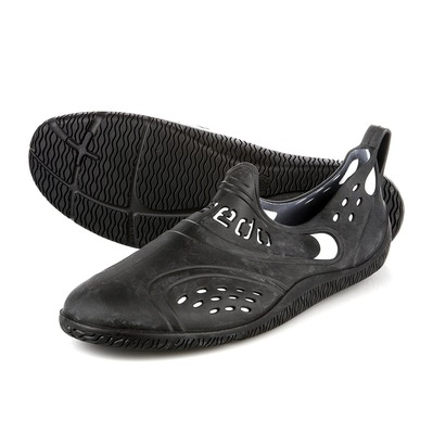 SPEEDO - ZANPA - Water Shoes - Men's - black/white