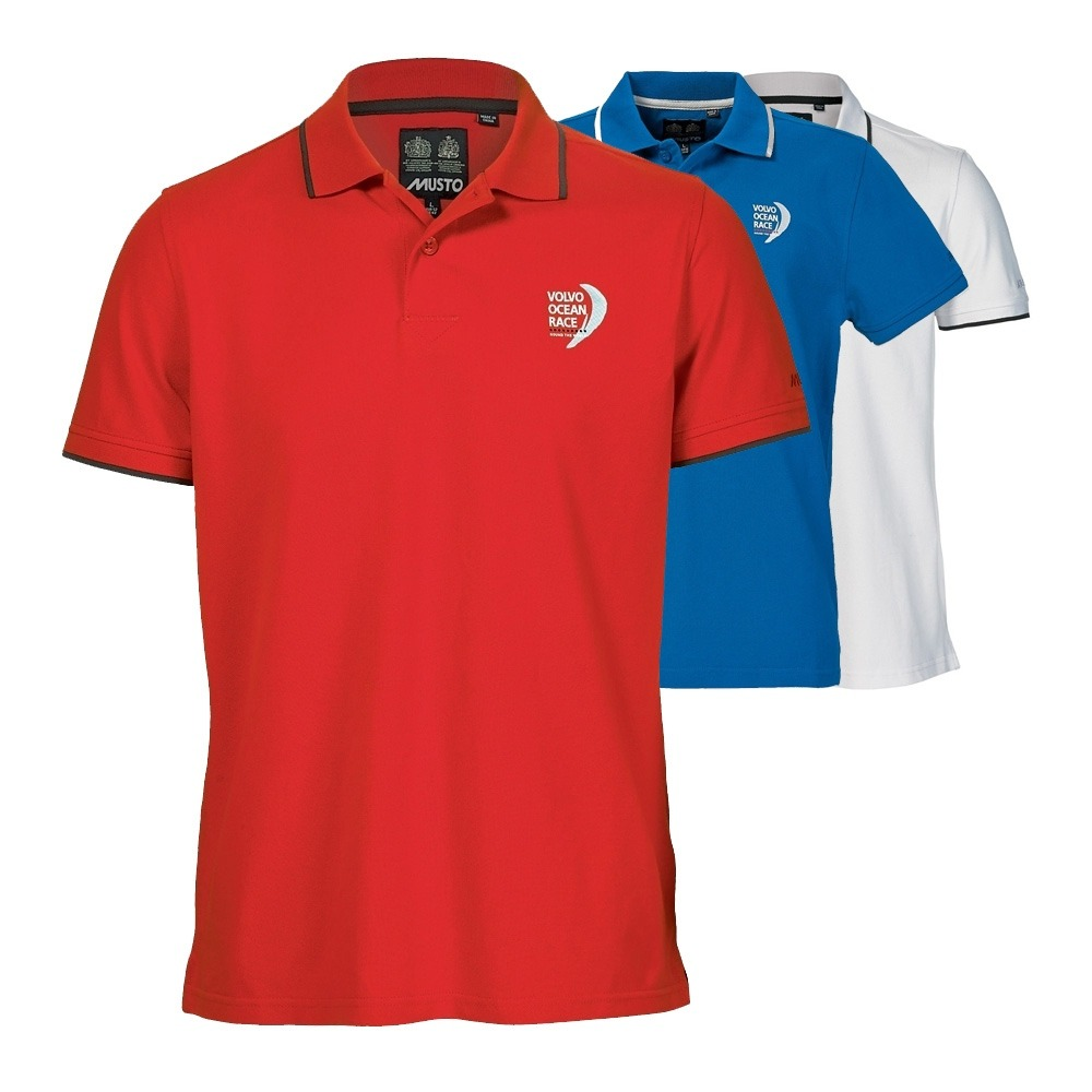 MUSTO Polo MC homme PRENIUM - Private Sport