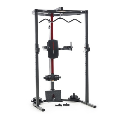 WEIDER - PRO POWER RACK - Chaise romaine