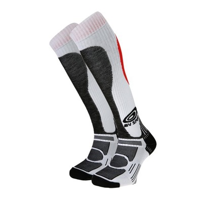 BV SPORT - SLIDE EXPERT - Socks - white