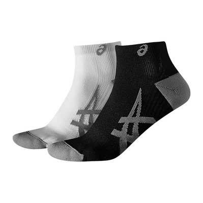 ASICS - LIGHWEIGHT - Chaussettes x2 real white