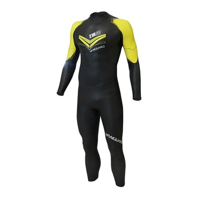Z3ROD - VANGUARD - Trisuit - Men's - black