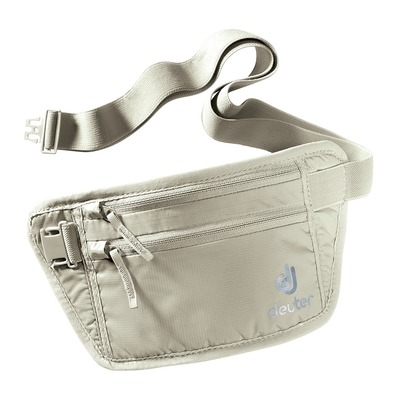 DEUTER - SECURITY MONEY BELT II - Riñonera sable
