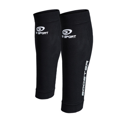 BV SPORT - BOOSTER ONE - Bein Sleeves schwarz