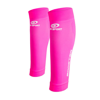 BV SPORT - BOOSTER ONE - Bein Sleeves Frauen rosa