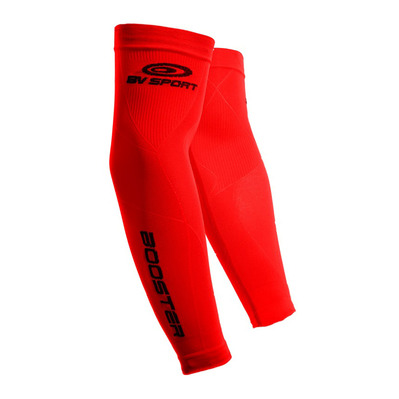 BV SPORT - ARX - Arm Sleeves - red