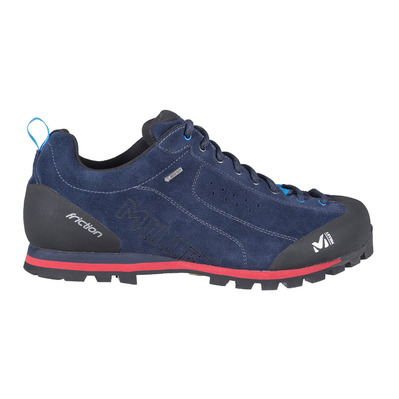 MILLET - FRICTION GTX - Approach Shoes - Men's - sapphire/red