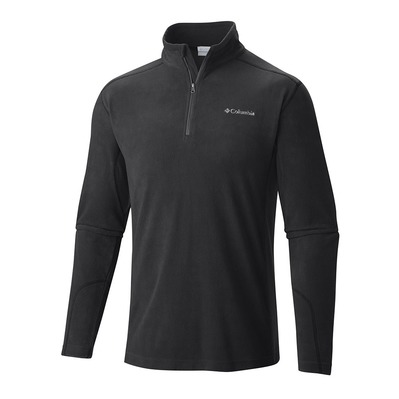 COLUMBIA - KLAMATH RANGE II - Fleece - Men's - black