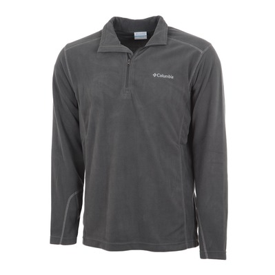 COLUMBIA - KLAMATH RANGE II - Fleece - Men's - charcoal