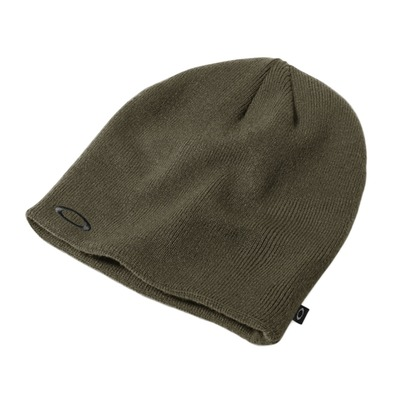 OAKLEY - FINE KNIT - Bonnet dark brush