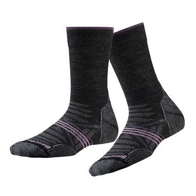 SMARTWOOL - PHD MEDIUM - Skisocken Frauen charcoal