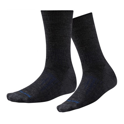 SMARTWOOL - PHD OUTDOOR HEAVY CREW - Chaussettes charcoal