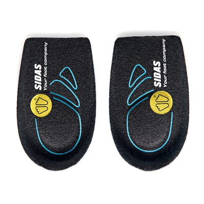 SIDAS - GEL PAD - Taloneras black/blue