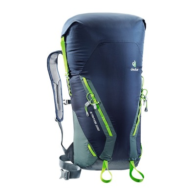DEUTER - GRAVITY ROCK&ROLL 30L - Backpack - navy blue/granite
