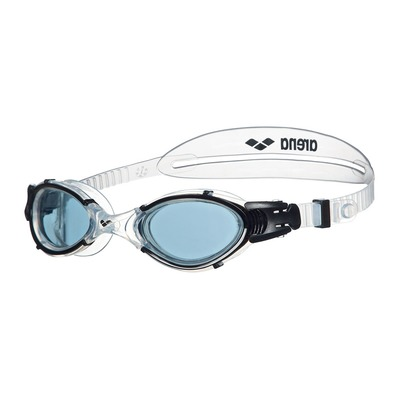 ARENA - Swimming Goggles - NIMESIS CRYSTAL smoke/clear/black
