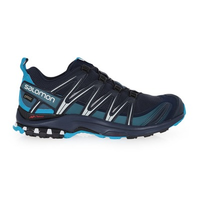 SALOMON - Trail Shoes - Men's - XA PRO 3D GTX® navy blazer/hawaiian/blue