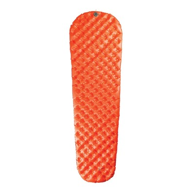 SEA TO SUMMIT - Inflatable Mattress - ULTRALIGHT INSULATED orange