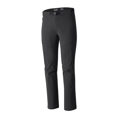 MOUNTAIN HARDWEAR - CHOCKSTONE HIKE - Pantaloni Uomo black