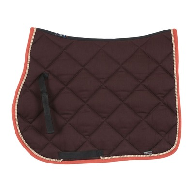 EQUILINE - NEW ROMBO - Tapis mixte brown
