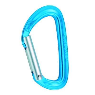 CAMP - Carabiner - ORBIT STRAIGHT GATE blue