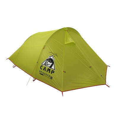 CAMP - MINIMA 3 SL - Tent - 3-Man - green