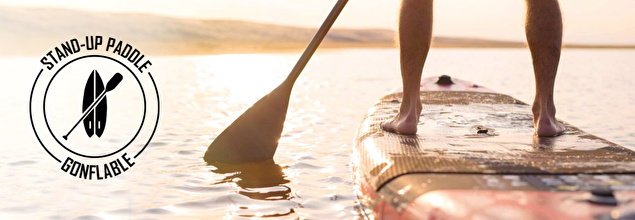 STAND UP PADDLE GONFLABLE à bas prix sur PRIVATESPORTSHOP