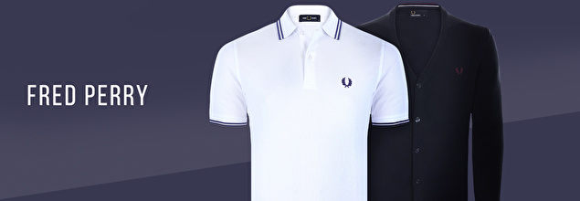 FRED PERRY en vente privilège chez PRIVATESPORTSHOP