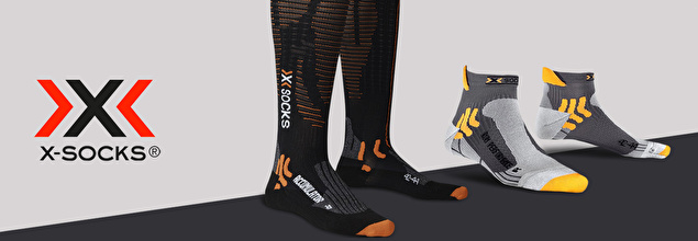 X-SOCKS en promo sur PRIVATESPORTSHOP