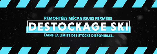GRAND DESTOCKAGE SKI à bas prix sur PRIVATESPORTSHOP