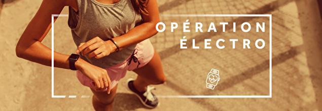 OPERATION ELECTRO à prix discount sur PRIVATESPORTSHOP