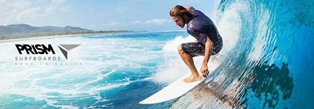 PRISM SURFBOARDS en vente privée sur PRIVATESPORTSHOP
